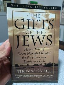 1999年,英文原版,平装版本,初版本小说,the gifts of the Jews
