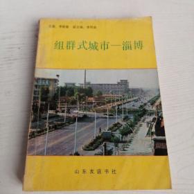 组群式城市—淄博