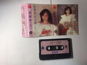 高胜美《把爱埋在心窝……》(磁带)(A022)