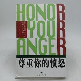 尊重你的愤怒:转变你的愤怒方式,足以改变你的一生