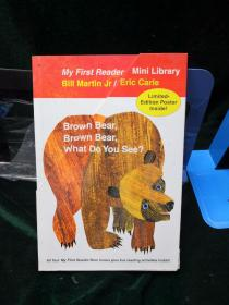 BearBookReadersBoxedSet[小熊童书套装,共4册]