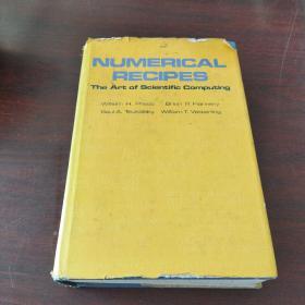Numerical Recipes: The Art of Scientific Computing(英文原版)