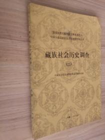 藏族社会历史调查:二