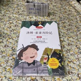 快乐读书吧六年级推荐课外阅读书籍汤姆·索亚历险记单册