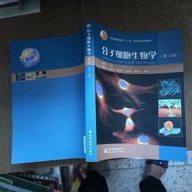 """分子细胞生物学(第3版)/普通高等教育""""十五""""国家级规划教材  实物拍图 现货 无勾画"""