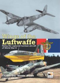 Wings of the Luftwaffe: Flying German Aircraft of World War II 英国试飞缴获德机