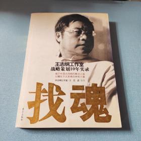 找魂:王志纲工作室战略策划10年实录