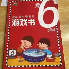 我的第一套亲子游戏书:我6岁啦