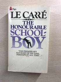 The Honourable Schoolboy (荣誉学生)英文原版、现货如图