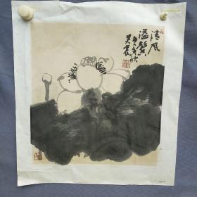 蒋昊辰 国画