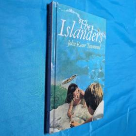Tbe Islanders with an afterword by the author