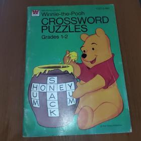 Winnie-the-Pooh CROSSWORD PUZZLES Grades 1-2