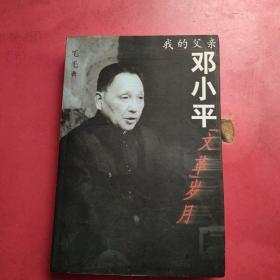 我的父亲邓小平:文革岁月【带光盘】