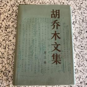 胡乔本文集第三卷