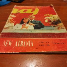 新阿尔巴尼亚,1971年3期