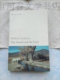 The Sound and the Fury (Vintage Classics)英文原版《喧哗与骚动》
