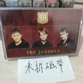 the journey 未拆封磁带