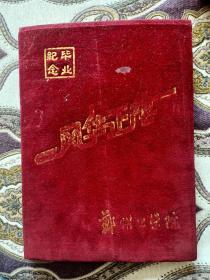 郑州工学院(郑州大学)土建系91届毕业纪念册