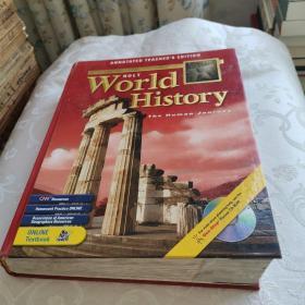 world history the human journey