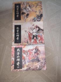 武当山传奇(四本套缺三册)