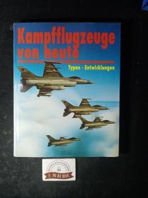 Kampfflugzeuge von heute:Typen - Entwicklungen(精裝)