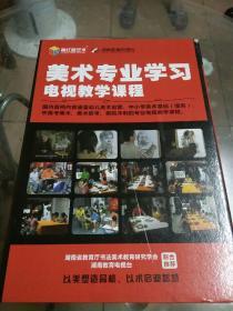 美术专业学习电视教学课程(8碟装)