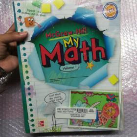 McGraw-Hill My Math Grade 2 Student Edition Package Volumes 1 and 2