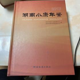 湖南小康年鉴 2017
