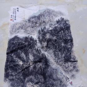 赵保民-国画