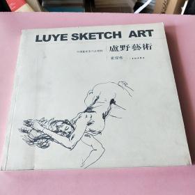 卢野艺术素描卷