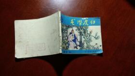 龙潜虎归(玉娇龙之六)