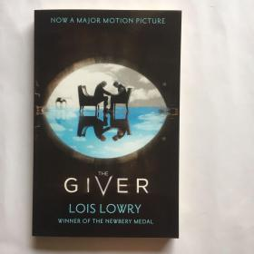 The Giver Quartet — The Giver   Film Tie-In Edition    记忆传授人   科幻小说 乌托邦文学 The Giver Lois Lowry 洛伊丝劳里 纽约时报畅销书籍