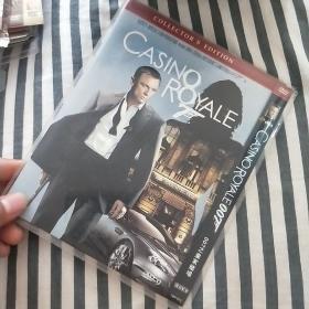 007之皇家赌场dvd