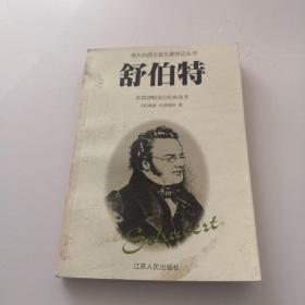 伟大的西方音乐家传记丛书:舒伯特