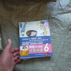 美国少儿英语分级阅读 第6级(含12册可点读的故事+百科图书,朗读+跟读CD,互动游戏CD-ROM,单词卡片一套,译文和词汇手册)未开封 实物拍图 现货