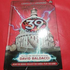 Cahills vs Vespers #6: Day of Doom (The 39 Clues)  39条线索系列