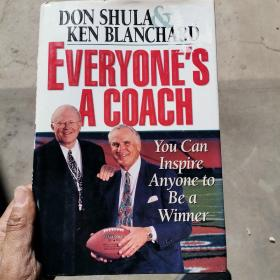 Everyones a Coach : Five Business Secrets for High Performance