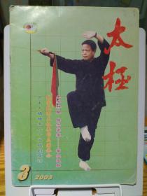 中国太极拳2003.3