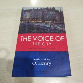正版 THE VOICE OF THE CITY: BEST SHORT STORIES OF O. Henry