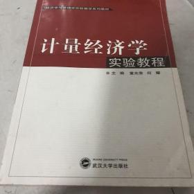 经济学与管理学实验教学系列教材:计量经济学实验教程