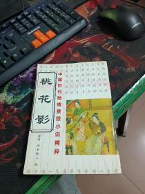 中国历代艳情禁毁小说 桃花影