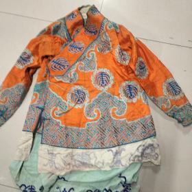五,六十年代戏衣