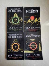 The Fellowship of the Ring       指环王   全四册