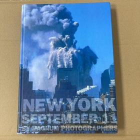 NEW YORK  SEPTEMBER 11 BY MAGNUM PHOTOGRAPHERS(纽约911实录,马格南图片社)