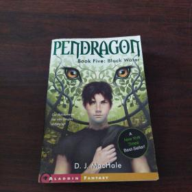 Black Water (Pendragon #5)(英文原版)