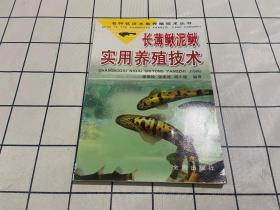 名特优淡水鱼养殖技术丛书:长薄鳅泥鳅实用养殖技术