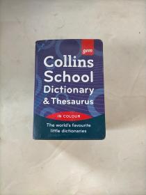 CollinsGemSchoolDictionary&Thesaurus(GemDictionary/Thesaurus)