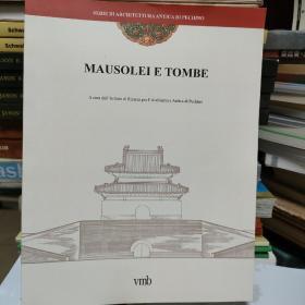 MAUSOLEIE  TOMBE 意大利语  中国的陵墓