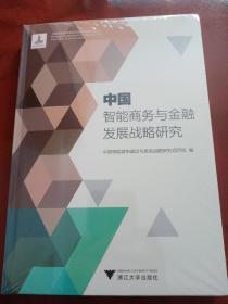 中国智能商务与金融发展战略研究 中国智能城市建设与推进战略研究