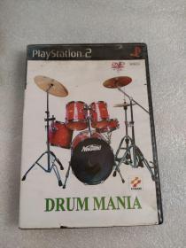 游戏光盘playstation2 DRUM MANIA